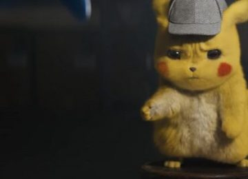 First Trailer for 'Detective Pikachu' Drops