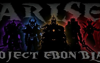 Project Ebon Blade: Champions Continued
