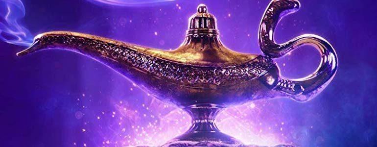 EW's First Look at Disney's Aladdin (2019)