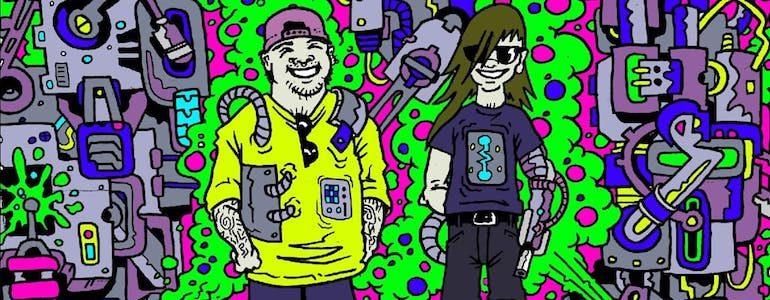 Radults Podcast (E6): Indie Comic Con Part 2