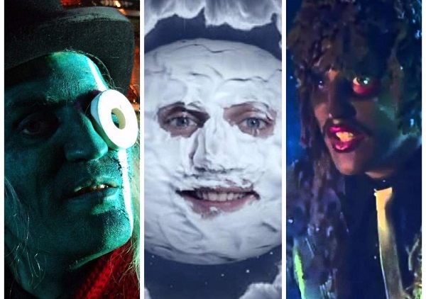 The Mighty Boosh Characters