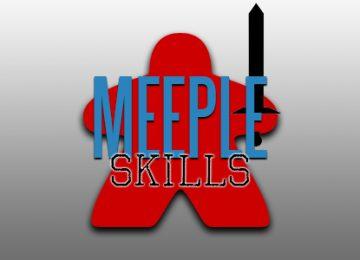 """Meeple Skills 3: """"Stabby the Unicorn"""""""