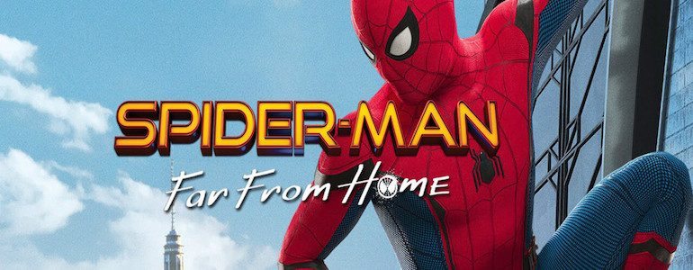 Marvel & Sony Tease 'Spider-Man: Far From Home' (Trailer)