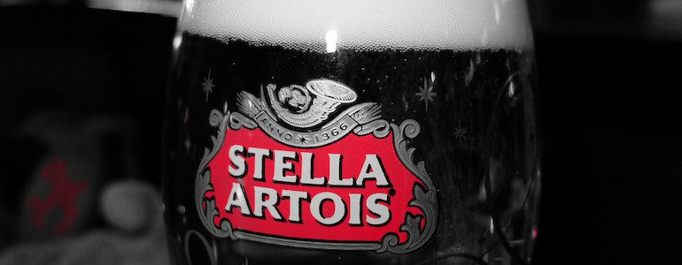 Stella Artois Changes Up The Usual in Fun Ad
