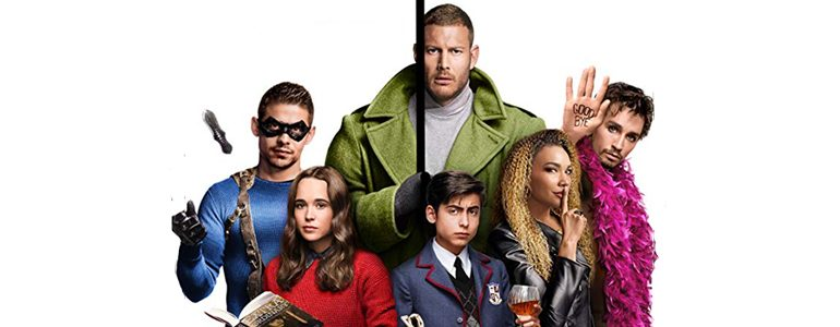 'The Umbrella Academy' Netflix Review