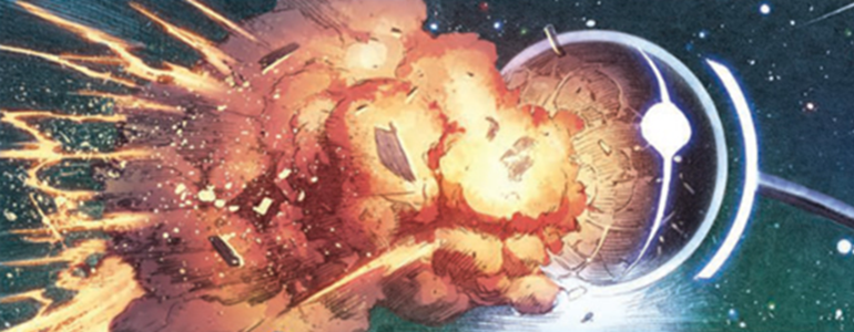'X-O Manowar' #23 Comic Review: Action, More Action, and Beautiful Art