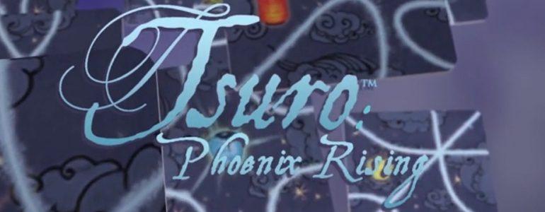 Crowdfunding Spotlight: 'Tsuro: Phoenix Rising'