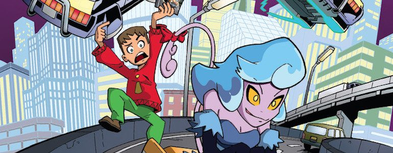 Crowdfund Spotlight: 'Alien Summer' #1 Comic Book