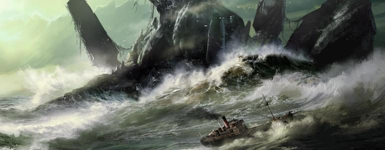 Kickstarter News:  The Illustrated 'Call of Cthulhu' is Coming February 15th