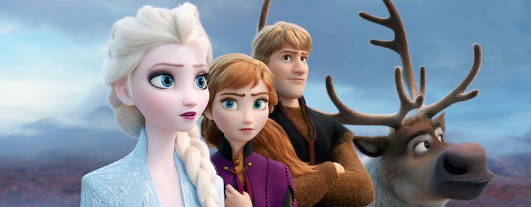 Disney Gives Us First 'Frozen II' Trailer