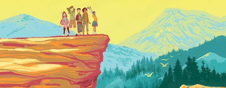 BOOM! Studios Announces 'Lumberjanes: Somewhere That's Green' #1