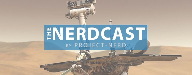 The Nerdcast 183: Disney, Layoffs, & Mars Rovers