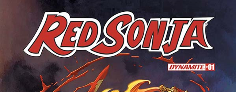 'Red Sonja' #1 Comic Book Review