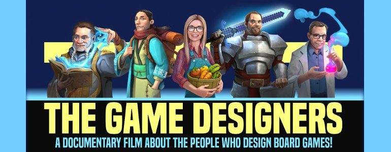 Crowdfund It: The Game Designers