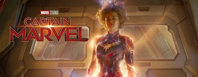 'Captain Marvel' Flies On to Digital May 28th Then 4K & Blu-ray June 11th