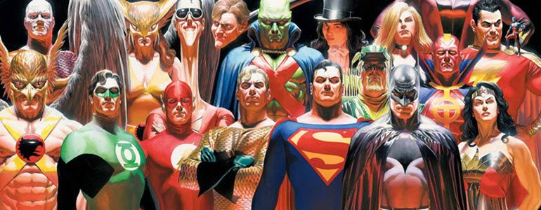 DC Universe to Add 20,000 Comics to Service. What to Read First?