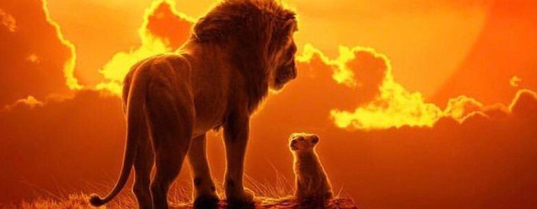 First Full 'The Lion King' Trailer Drops