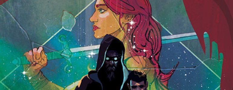 Dynamite Reunites Russel & Q for Red Sonja One-Shot & Upcomin