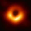 First image of A Black Hole from Event Horizon Telescope Released