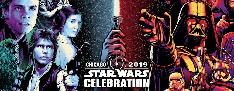 Star Wars Celebration (2019) Chicago: Thursday Floor Gallery