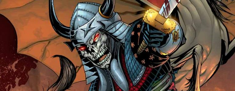 'Monsters & Gods Anthology' Comic Review