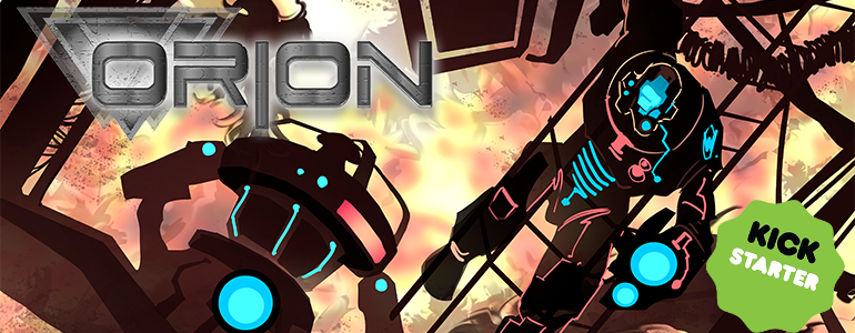 Crowdfunding Spotlight: Bilingual Sci-Fi Thriller 'Orion'