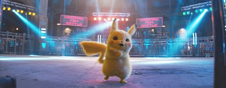 'Pokemon: Detective Pikachu' Theatrical Review