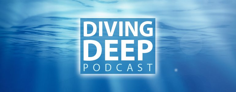 Diving Deep Podcast: Justice 61's Mary Vigil