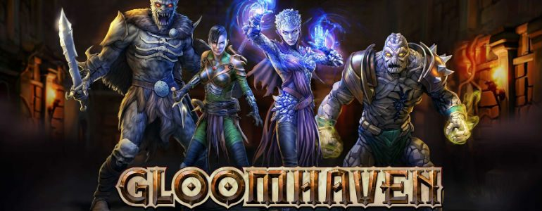 Gloomhaven is on Steam