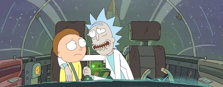 Adult Swim Teases 'Rick and Morty: Season Four'