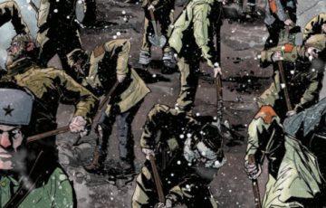 Comic Book Review: Road of Bones #1 is Fantastically Brutal Historical Horror