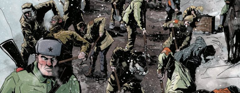 Comic Book Review: Road of Bones #1 is Fantastically Brutal Historical Horror