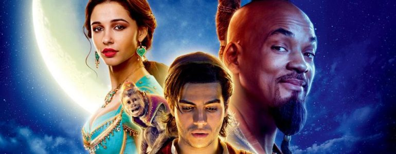 Disney's 'Aladdin' Theatrical Review