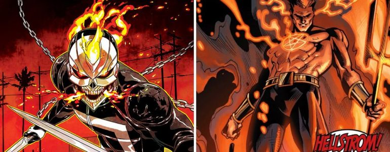 Marvel & Hulu Announce 'Helstrom' and 'Ghost Rider' TV Series