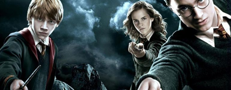 Four New Harry Potter eBooks Coming from JK Rowling