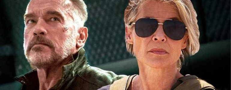New 'Terminator: Dark Fate' Trailer Returns Sarah Connor