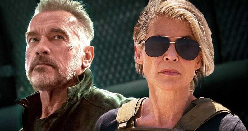 Image result for terminator dark fate movie images 2019