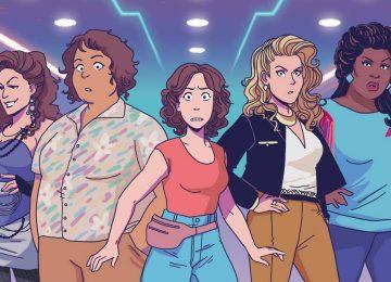 'GLOW' Comic Review