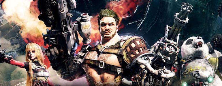 E3 2019: Konami Announces 'Contra Rogue Corps'