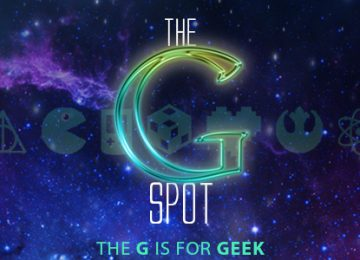 The G Spot Podcast (E01): Some LeVar Burton Sh*t
