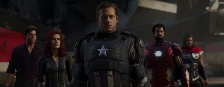 E3 2019: Marvel's Avengers Game Revealed