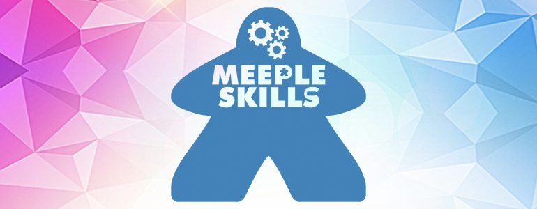 Meeple Skills Live! Travel Games and Omaha Comicon Episode