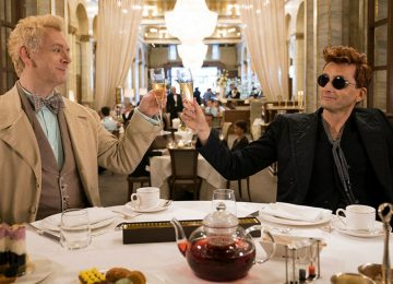 'Good Omens' Streaming Series Review