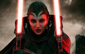 Mind-Blowing Custom Sith Cosplay