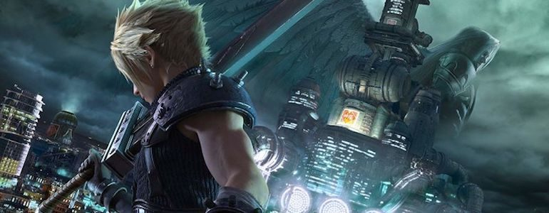 'Final Fantasy VII' Original & Remake 2-LP Vinyl Set