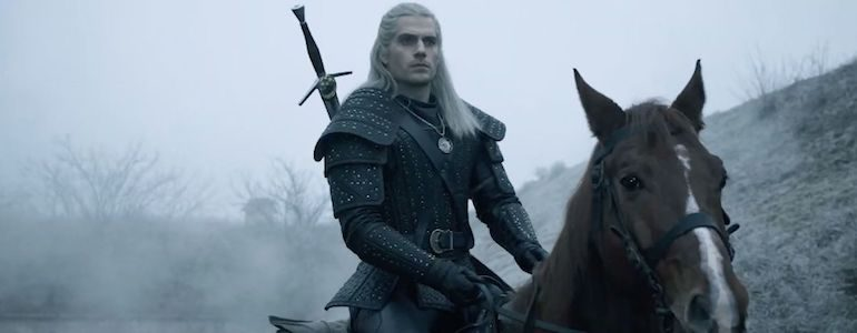 SDCC 2019: Netflix Debuts 'The Witcher' Trailer