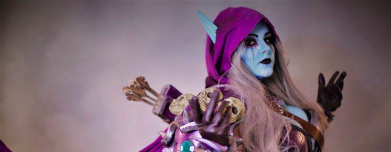 World of Warcraft Gallery: Sylvanas Windrunner
