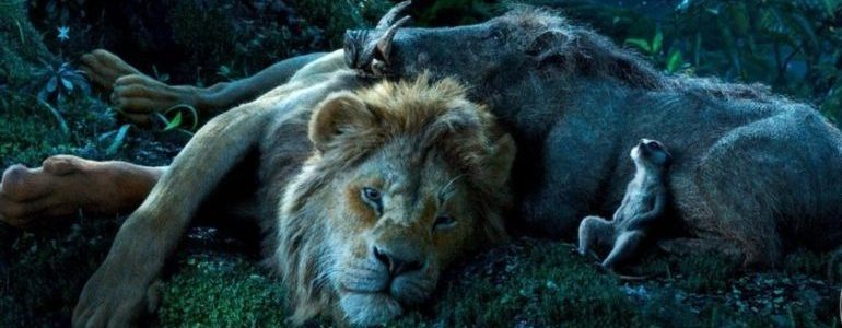 'The Lion King' Theatrical Review
