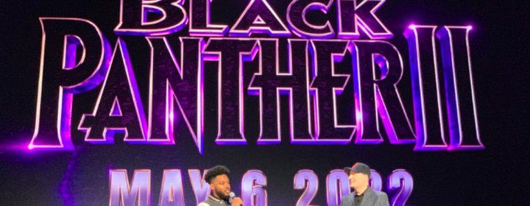 D23: Marvel Announces 'Black Panther 2' Release Date