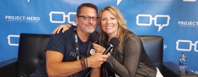 Interview: Voices with Steve Blum & Mary Elizabeth McGlynn